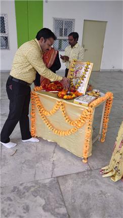 Saraswati Pooja